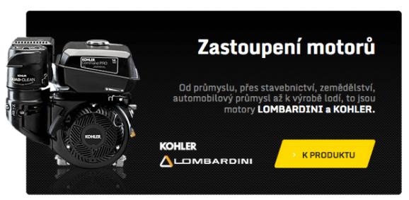 Дизелови двигатели на Lombardini