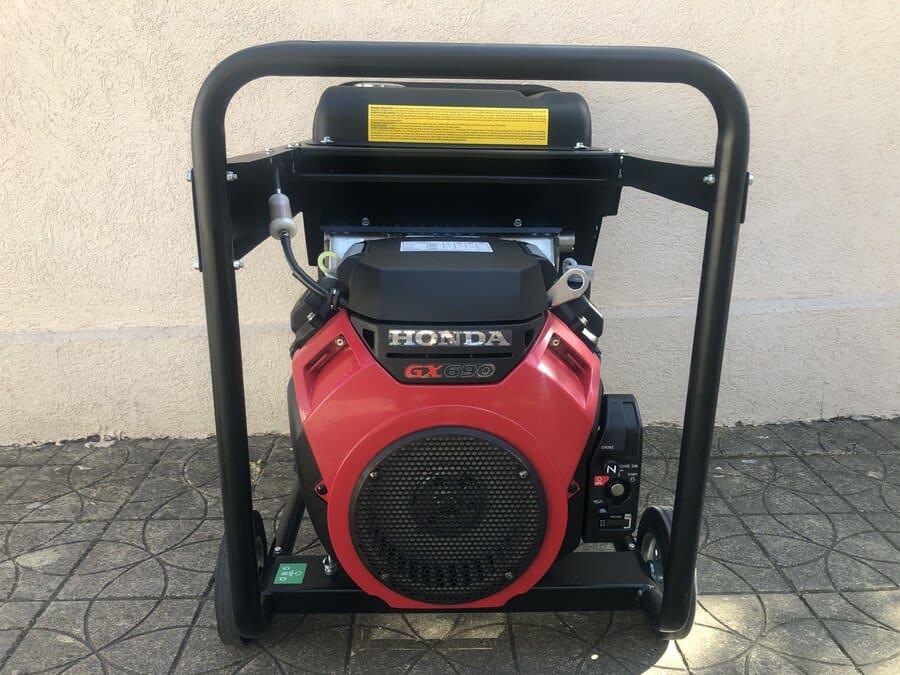 Агрегат за ток хонда под наем