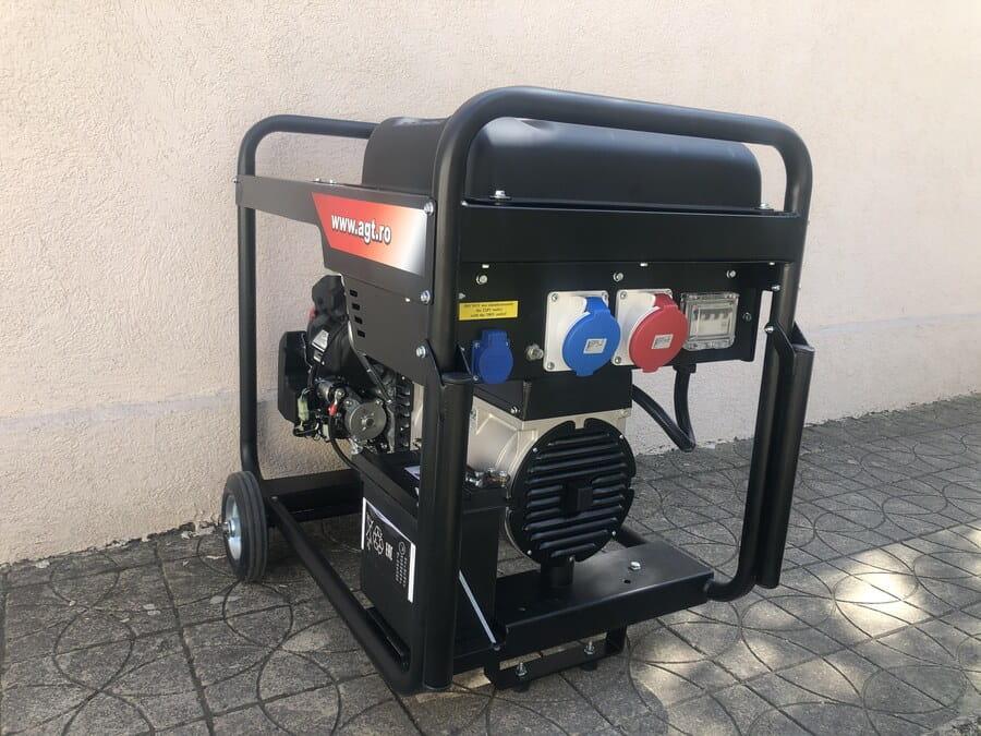 Трифазен генератор за ток под наем
